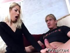oral sex caressing previous to sex