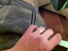 shamrock shake pussy insert - fluffy t live