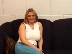dutch welfare mother - screwed for 20 bucks