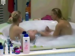 large brother nl hot blonde legal age teenager
