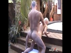hawt daddy fucks his son
