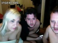 italian web camera threesome