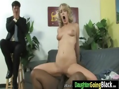 tiny daughter fucks biggest black rod 29