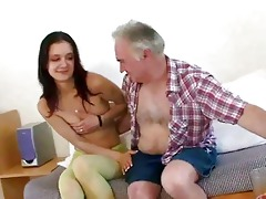 old stud seducing juvenile girl
