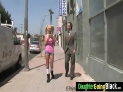 juvenile white girls ass jiggles on black cock 11