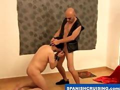 spanish daddies barebacking