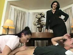 mother and daughter cocksucking contest 02