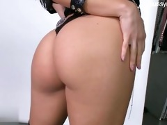 sexy slut stripping