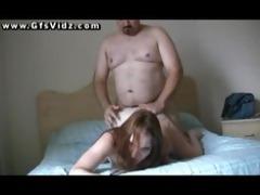 old man fucks a juvenile redhead