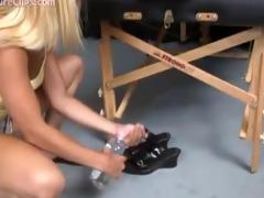 revenge on melissas ticklish feet