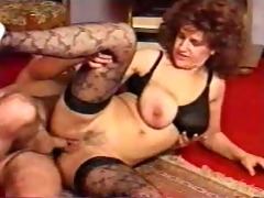 older hotties younger chaps creampie