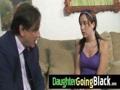 watch my young girl going black 12