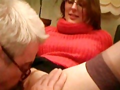 old fellow having sex with his young nurse