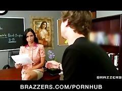 big-tit brunette hair teacher jewels jade shows