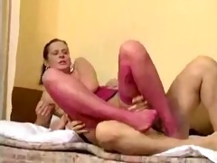 daddy copulates my girl ass part 1