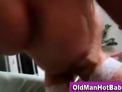 old guy fucks hawt younger sweetheart