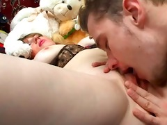 lad catches not his sister masturbating bvr