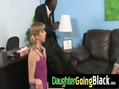 see my daughter going black 8