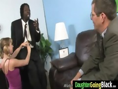 young daughter with worthy ass screwed by a dark