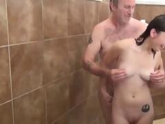daddy lets take a shower... it4reborn
