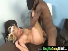tight youthful teen takes big black cock 2