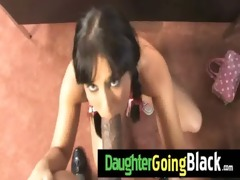 black fellow fucks my daughters youthful vagina 12