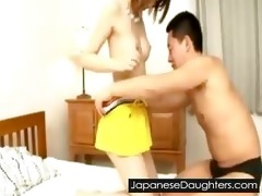 daddy can to violate japanese legal age teenager