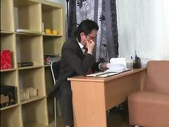 oral-sex for aged teacher