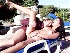 youthful teen daughter humiliate