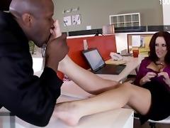 hawt daughter office sex