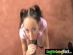 hot juvenile daughter get screwed hard by black 2