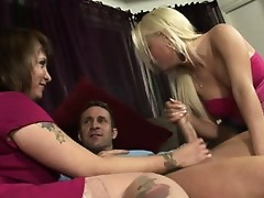 mother and daughter cocksucking contest 03